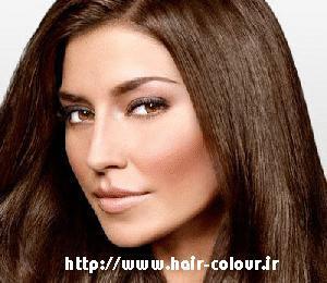 ترکیب رنگ مو نسکافه ای
