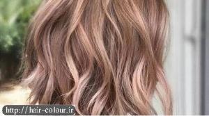 رنگ مو سال 2018